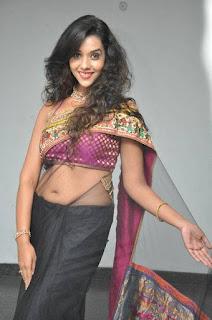 South-actress-Anu-Priya-transparent-saree-photo