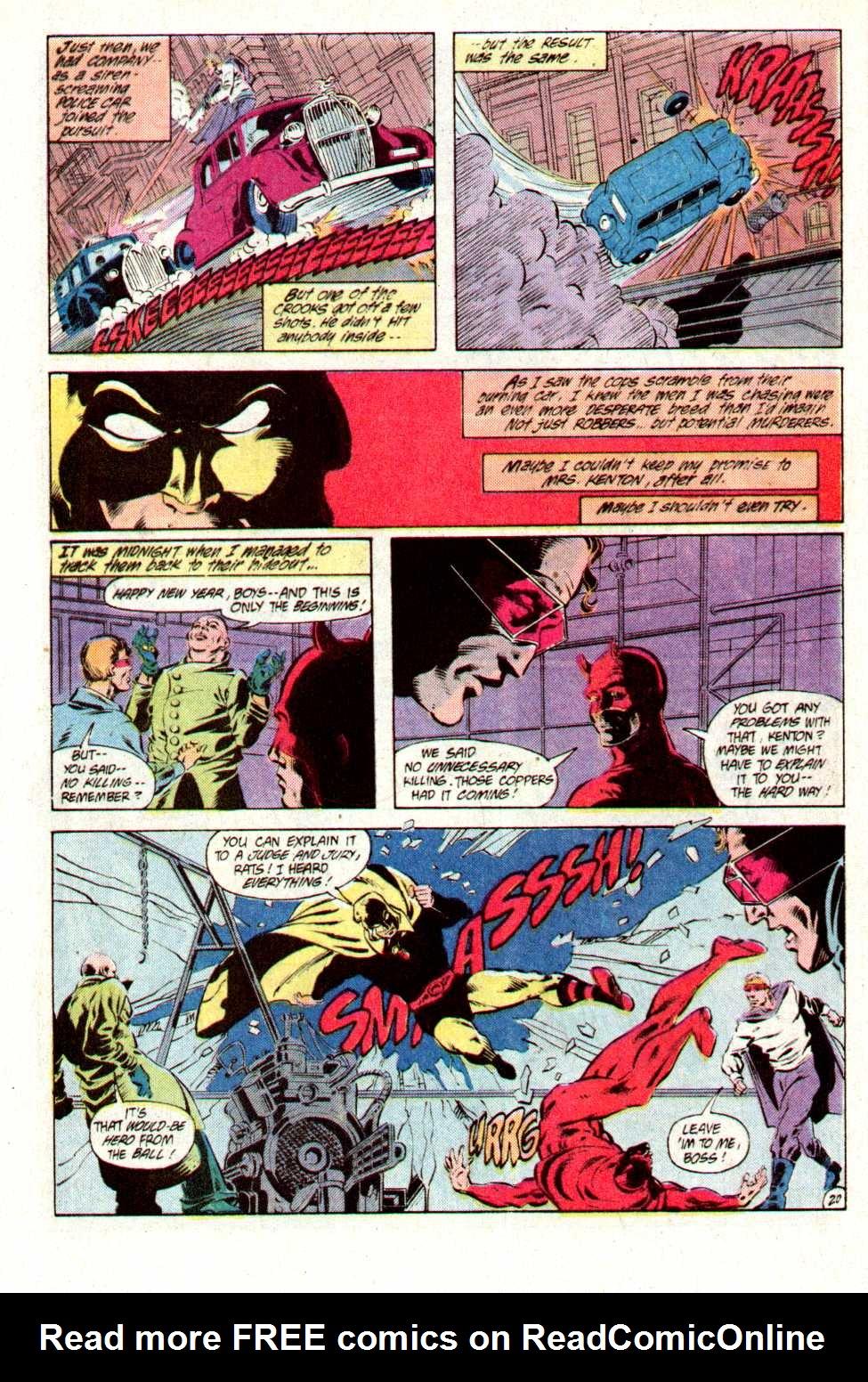 Read online Secret Origins (1986) comic -  Issue #16 - 43