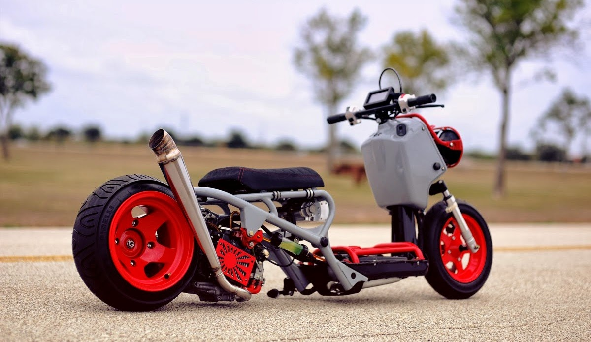 Bike Amp Cars Hd Wallpapers Honda Ruckus Motorcycle Hd