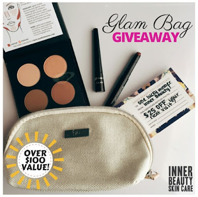 http://innerbeautysc.com/giveaway-inner-beauty-glam-bag/