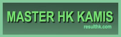 Master HK Kamis