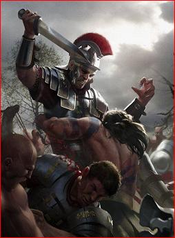Arminio, desastre, Varo, legiones, romanos, germanos, bosque, Teutoburgo, Saltus, Teutoburgiensis, Kalkriese, Roma, Germania