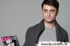 Sneak Peek: Daniel Radcliffe is Out magazine's cover boy in March (US)