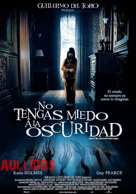 No tengas Miedo a la OScuridad DVDR Full IS NTSC