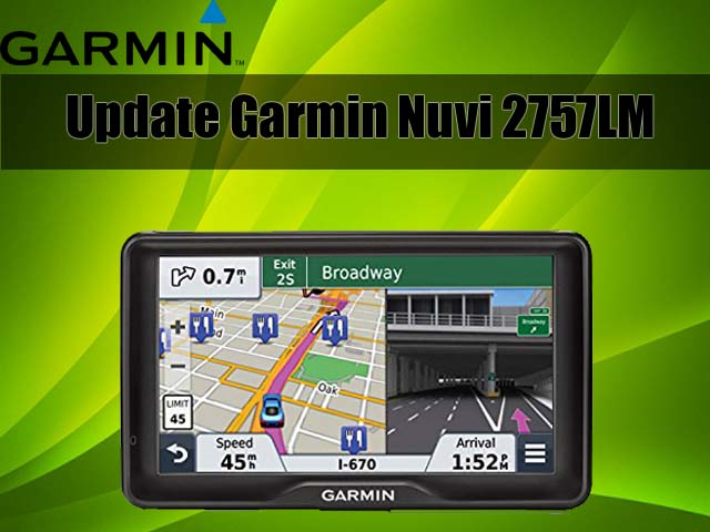 How To Update Garmin >> How To Update Garmin Nuvi 2757lm How To Update Garmin Garmin Updates