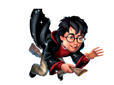 Dibujo de Harry Potter