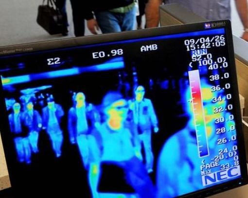Thermal Scanner Alat Canggih Pendeteksi Cacar Monyet di Bandara