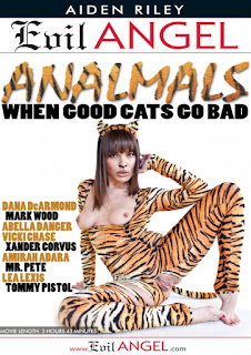 analmals – When good cats go bad
