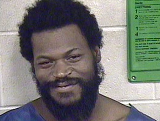 Homeless Man Accused Of Dropping TV On Woman From Third-floor Balcony Grins For His Mugshot