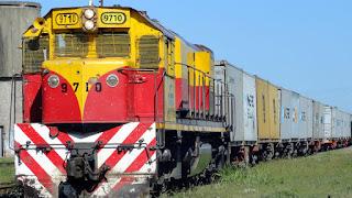 El Gobierno quiere que se transporte por tren el 15% de la carga