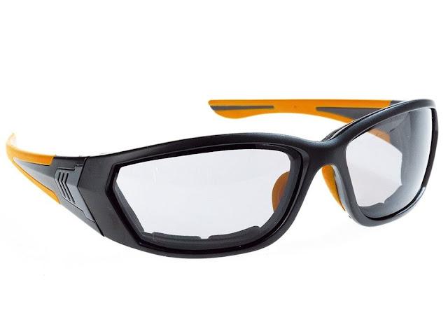 La cobertura de estos lentes es la misma que en los visores de los astronautas