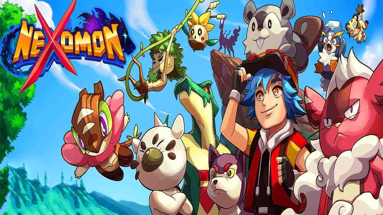 Nexomon Cheats Apk  Unlimited Diamonds : Nexomon Apk