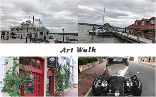 Art Walk - Old Town Parks and Waterfront