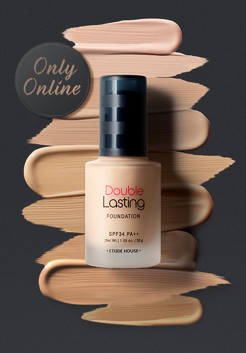 Double Lasting Foundation SPF34 PA++