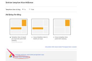 cara mengatasi url blog dirubah saat belum di terima adsense - blog