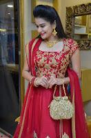 Jenny Honey in Stunning Dark Red Anarkali Dress at Splurge   Divalicious curtain raiser ~ Exclusive Celebrities Galleries 069.JPG