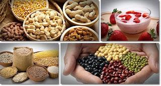 أطعمة تساعدك مستوى طاقة الجسم
