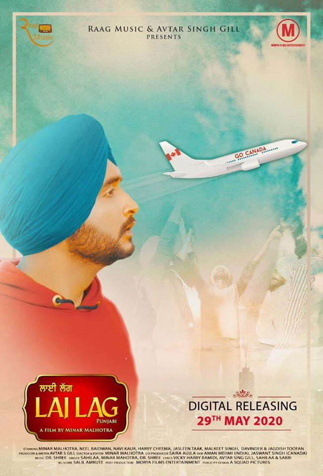 Lai Lag (2020) Full Movie Punjabi 350MB WEBRip 480p ESubs Download