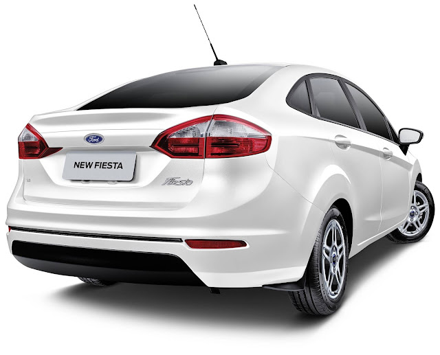 Ford New Fiesta Sedan 2017 SEL