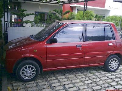 Eksterior Mobil Daihatsu Ceria