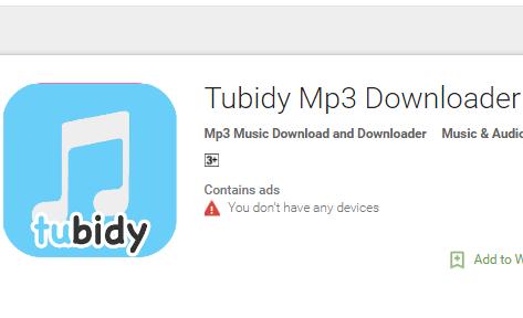 Tubidy Mp3 Downloader Mp3 Downloader