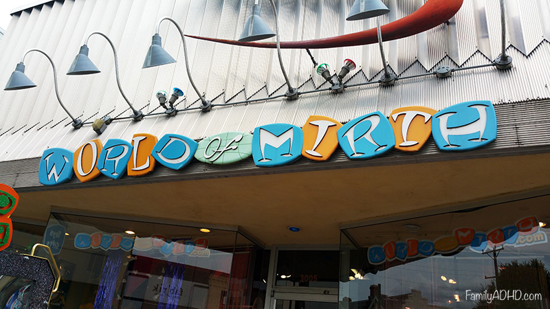 World of Mirth Review Richmond VA Family Travel Guide