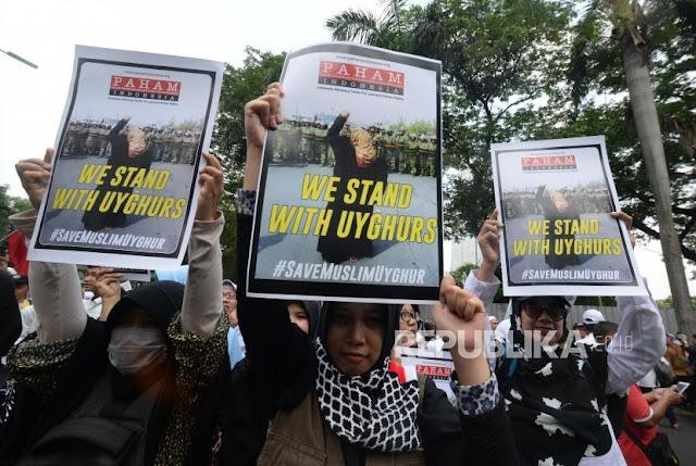 Koordinasi Dakwah Islam Desak Pemerintah Panggil Dubes Cina