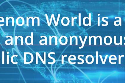 Tutorial cara mendapatkan Domain TLD gratis dari Freenom