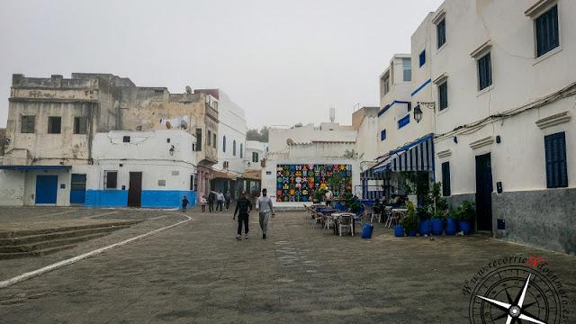 plaza de Assilah