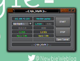 Share Inject Axis 0p0k + Tunnel 100% Work