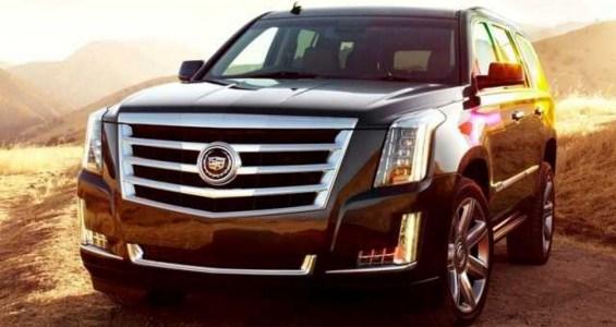 2017 Cadillac Escalade Price Specs