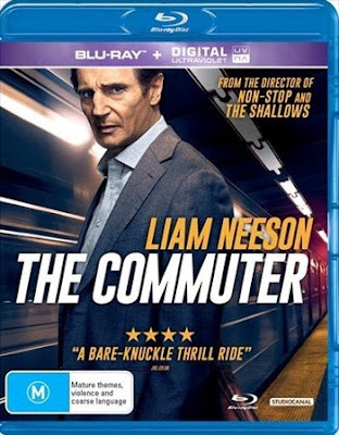 The Commuter 2018 Eng BRRip 480p 300Mb ESub x264