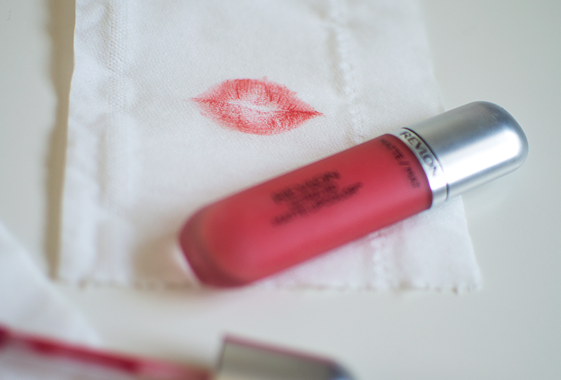 BEAUTY: REVLON ULTRA HD MATTE LIP COLOUR