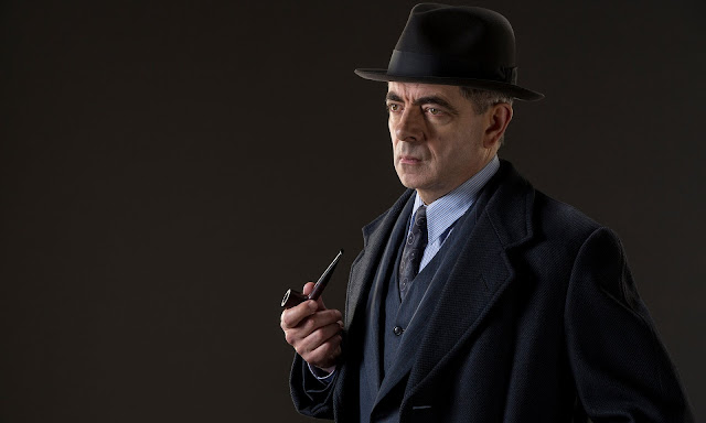 Rowan Atkinson in Maigret that premieres on 30th June at 10 PM only on Z...