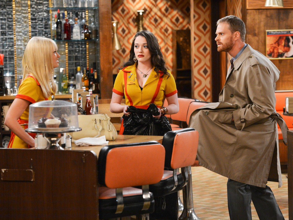 2 Broke Girls - Season 2 Episode 03: And the Hold-Up