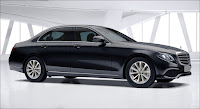 Mercedes E200 2019 facelift