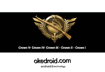 Pangkat Rank Crown PUBG Mobile