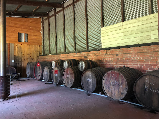 All Saints Winery, Wahgunyah