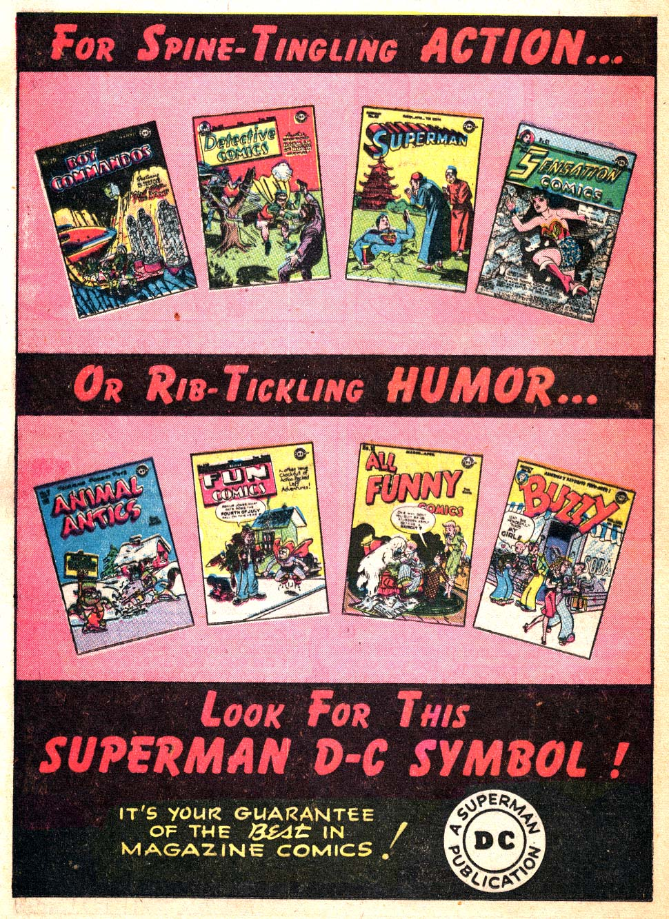 Read online Action Comics (1938) comic -  Issue #106 - 36