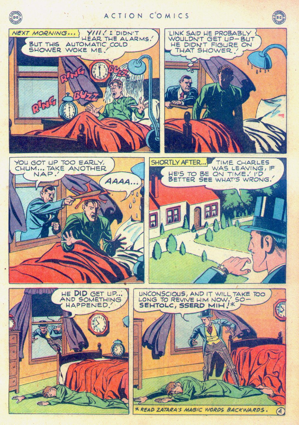 Action Comics (1938) 113 Page 18