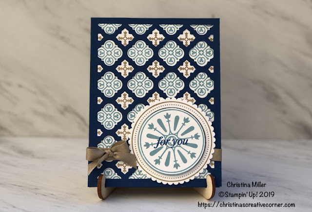 Florentine Filigree Stampin Up