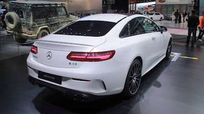 Mercedes-Benz 2019 AMG E53 Coupe Review, Specs, Price