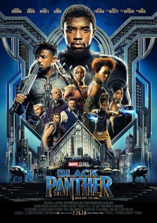 Download Black Panther 2018 Full Hindi Movie Download Dual Audio Movie4Hollywood