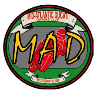 Mid-Atlantic Ducati Owners Club DC and Virginia Desmo