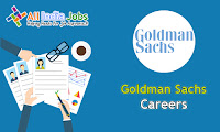 Goldman Sachs Recruitment