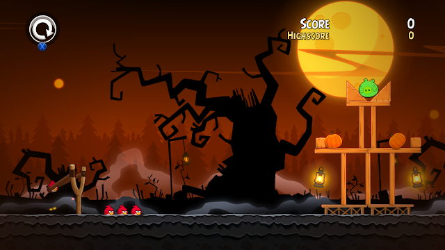 Angry Birds Trilogy - Xbox 360 Captura 2