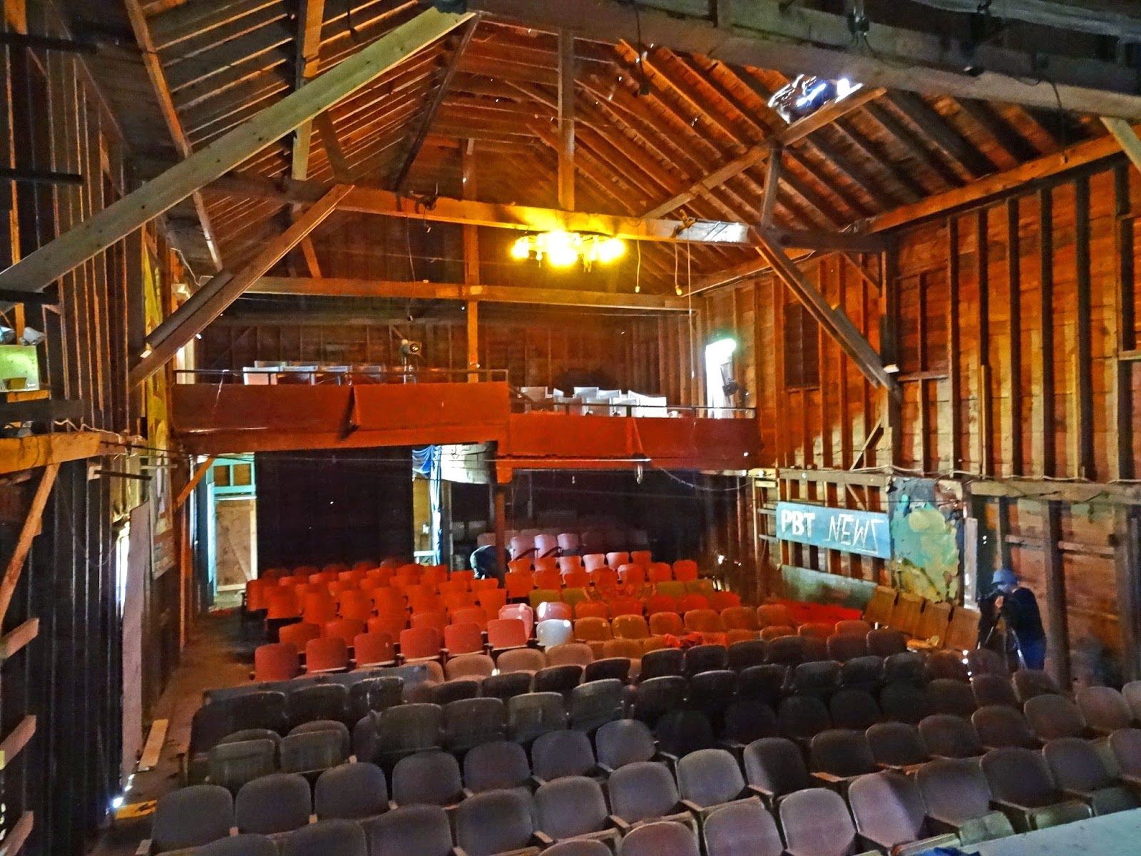 Joes Retirement Blog Priscilla Beach Theatre Restoration