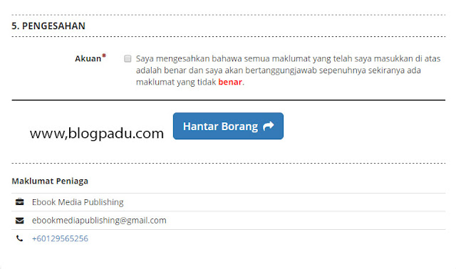 PANDUAN ADSENSE UNTUK BLOGGER MALAYSIA !