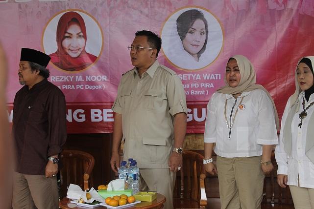 Rezki M Noor Jabat Ketua PIRA Kota Depok