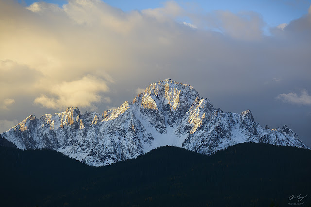 Mt. Sneffels Sunrise